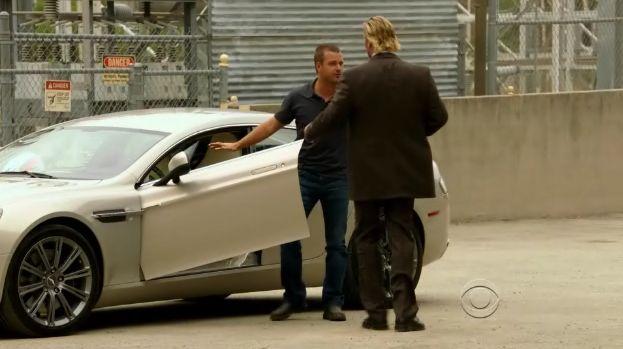 IMCDborg Aston Martin Rapide In NCIS Los Angeles - Aston martin los angeles