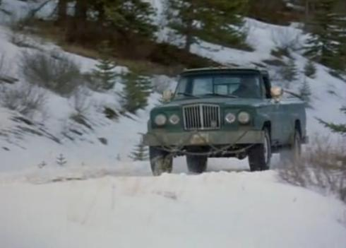 1963 Jeep Gladiator Townside [J-310]