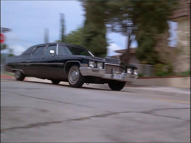 1971 Cadillac Fleetwood 75 Landau Limousine In