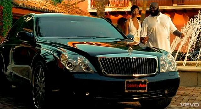 Imcdb Org Maybach 57 W240 In Quot Rick Ross Feat Nelly