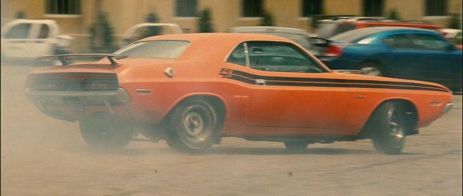 Imcdb Org 1971 Dodge Challenger R T In Quot Green Lantern 2011 Quot