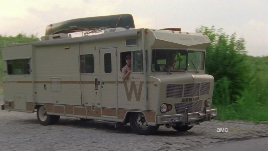 IMCDb org: 1973 Winnebago Chieftain [D-27C] in