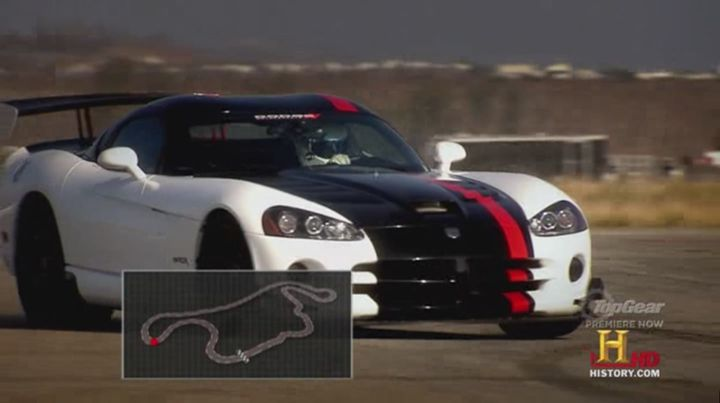 dodge viper srt 10 acr in top gear usa 2010 2016. Black Bedroom Furniture Sets. Home Design Ideas