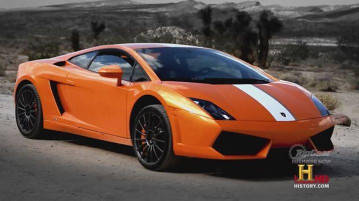2010 Lamborghini Gallardo LP550 2 Valentino Balboni