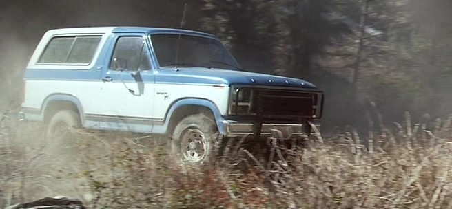 Imcdb Org Ford Bronco In Narrow Margin