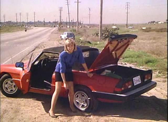 """Alfa Romeo Dallas >> IMCDb.org: 1986 Alfa Romeo Spider in """"Dallas, 1978-1991"""""""