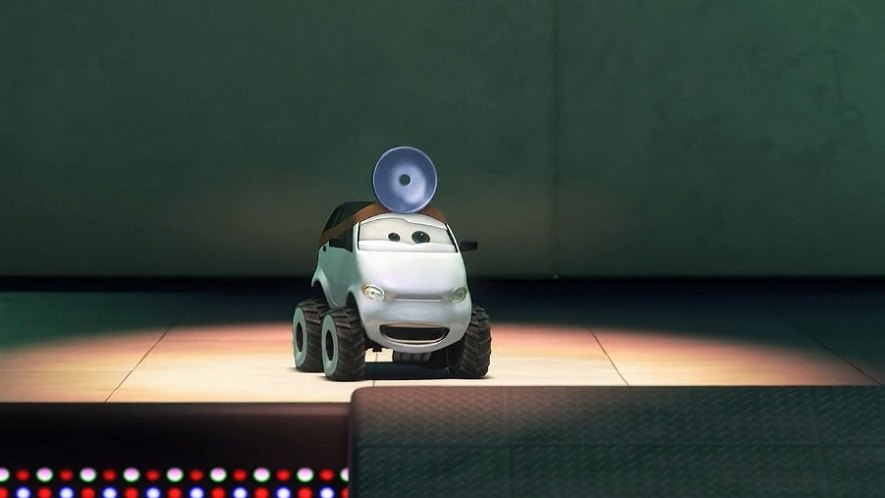 """Used Cars By Owner >> IMCDb.org: smart Fortwo [450] in """"Mater's Tall Tales, 2008-2012"""""""
