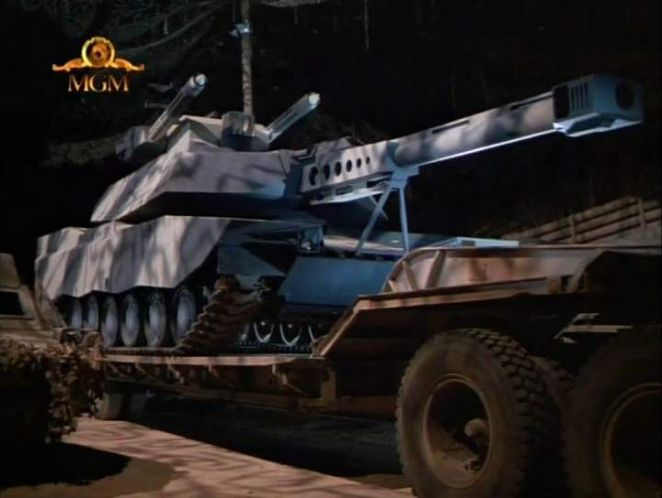 Made for Movie MBT-90 Thunderblast