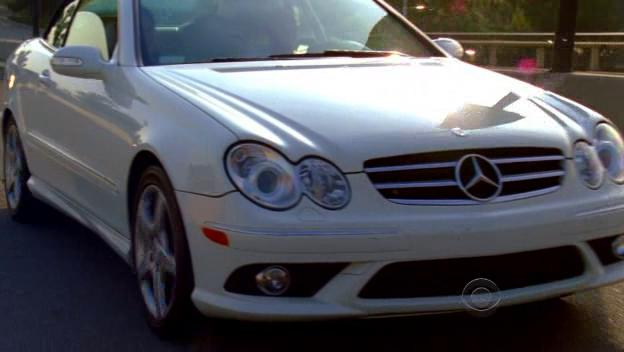 2007 Mercedes-Benz CLK 350 [A209]