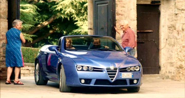 IMCDb.org: 2006 Alfa Romeo Spider 3.2 V6 24v Q4 in