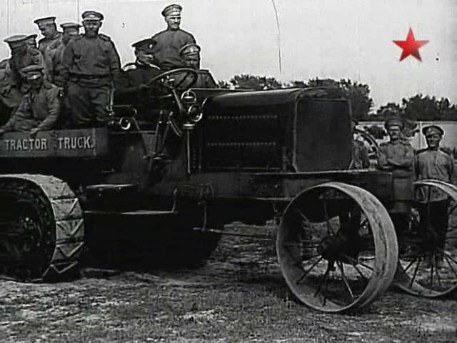 1915 Allis-Chalmers Tractor Truck