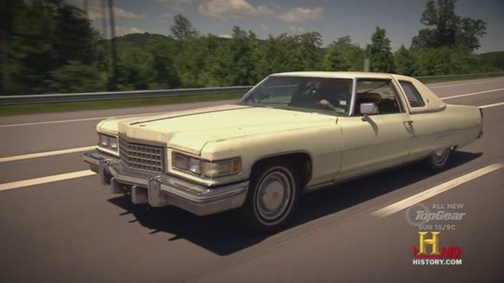 1976 cadillac coupe deville in top gear usa 2010 2016. Cars Review. Best American Auto & Cars Review