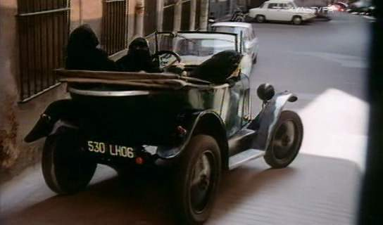 1924 Citro�n 10 HP Torp�do Luxe [B2]