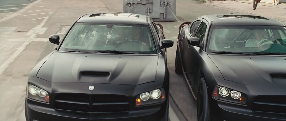 IMCDb.org: 2010 Dodge Charger SRT-8 [LX] in