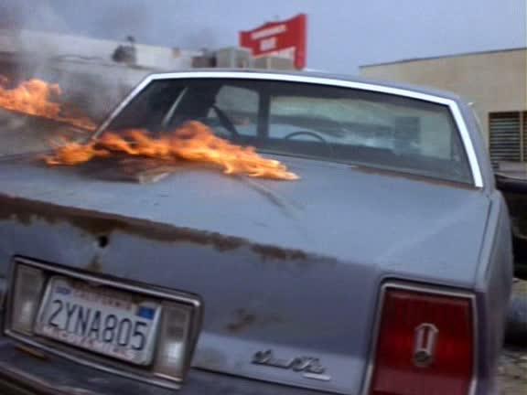 Imcdb Org 1981 Pontiac Grand Prix In Quot Death Machine 1994 Quot