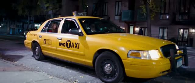 Ford Crown Victoria Commercial Taxi Package Lwb P