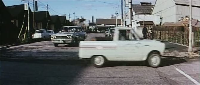 1967 Mitsubishi 360 Pick-up [LT22]