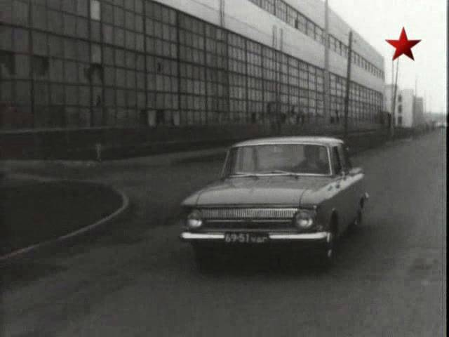 1970 IZh Moskvitch 412