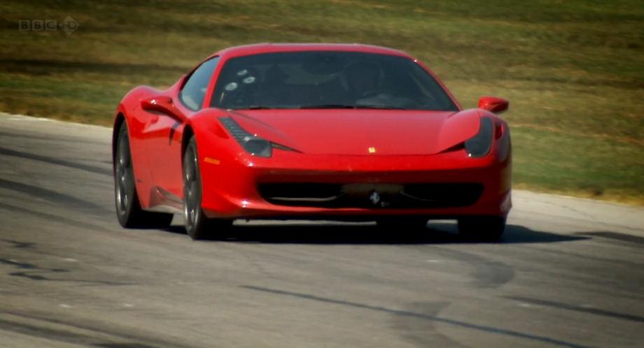 "imcdb: 2010 ferrari 458 italia in ""top gear, 2002-2015"""