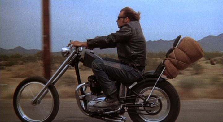IMCDborg Triumph Bonneville In Angel Unchained 1970