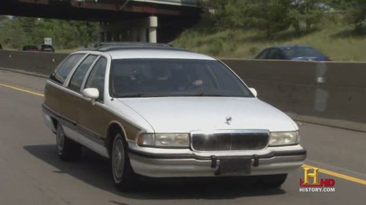 94 Buick Roadmaster Wagon. 1994 Buick Roadmaster Estate