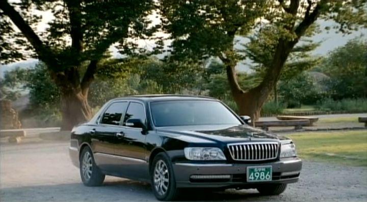 IMCDb.org: 2003 Hyundai Equus JS 380 in