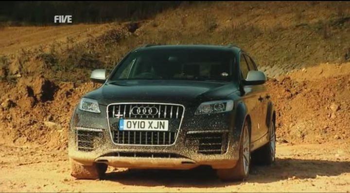 Imcdb 2010 Audi Q7 V12 Tdi Quattro Typ 4l In Fifth Gear