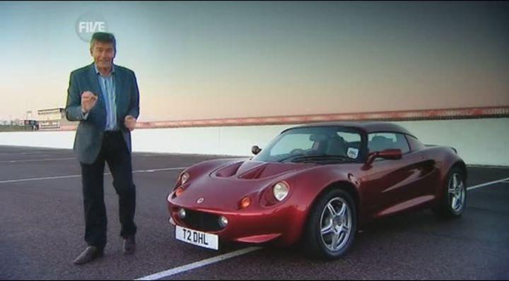 IMCDb.org: 1999 Lotus Elise Series I [Type M111] in \