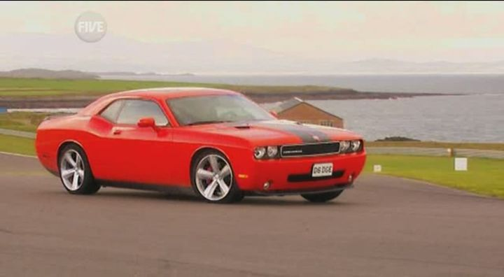 Imcdb Org 2008 Dodge Challenger Srt 8 Lc In Fifth Gear 2002 2019
