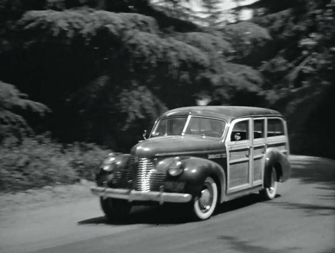 1940 Buick Super Estate Wagon [59]