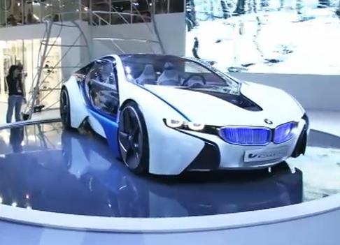 IMCDb.org: 2009 BMW Vision EfficientDynamics in \