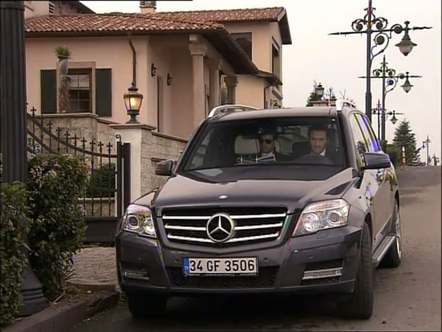 2009 Mercedes-Benz GLK 350 CDI 4Matic [X204]