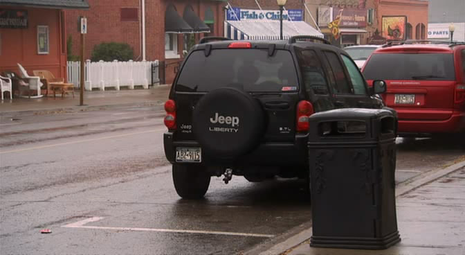 2004 Jeep Liberty Limi...