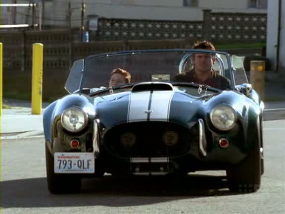 John Doe Tv Show Car