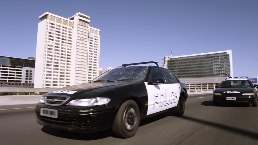 Imcdb Org Ford Fairmont El In Death Race