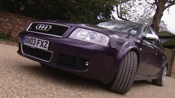 Imcdb 2003 Audi Rs6 Avant C5 Typ 4b In Fifth Gear 2002 2018