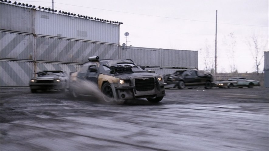 Imcdb Org Chrysler C Lx In Death Race