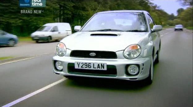 Imcdb Org 2001 Subaru Impreza Wrx Gd In Quot Wheeler