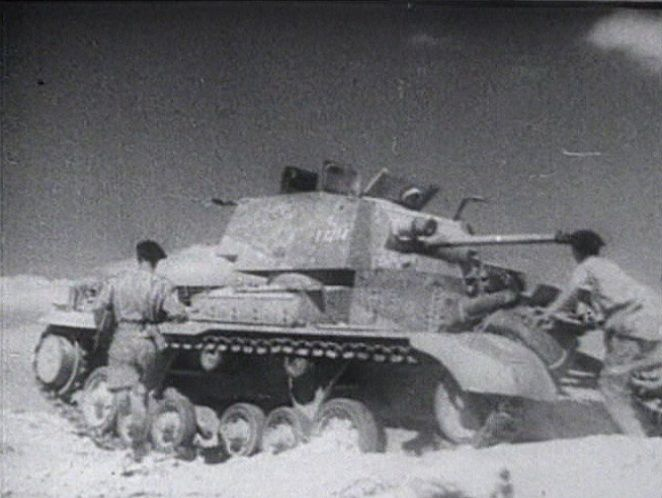A9 Cruiser tank