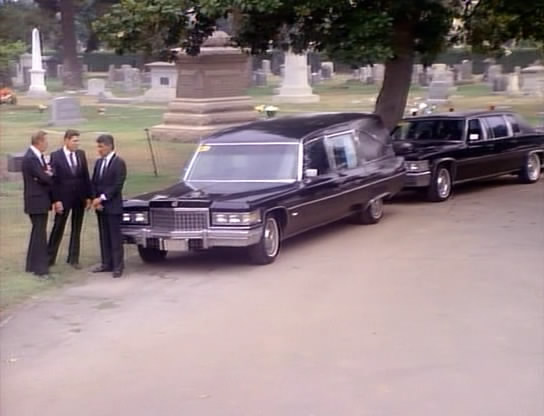 1976 Cadillac Funeral Coach Miller-Meteor