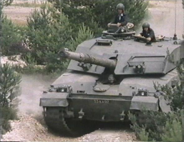 Vickers Defence FV 4030/4 Challenger 1