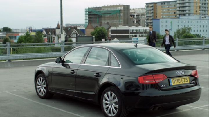 2010 Audi A4 2.0 TDI Executive SE B8 [Typ 8K]