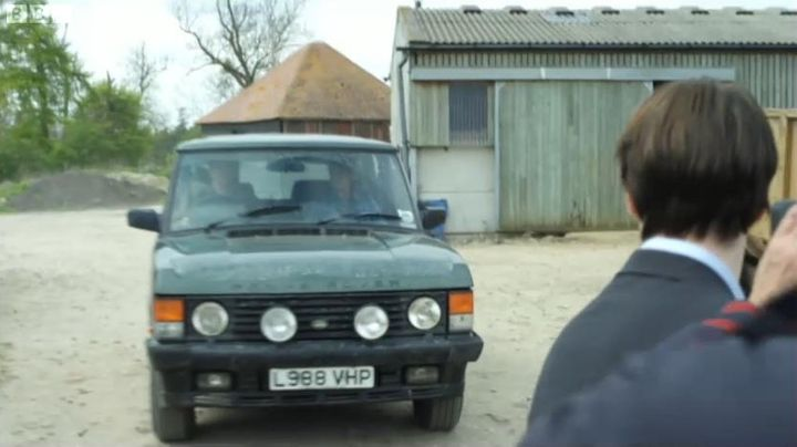 1994 Land-Rover Range Rover 3.9 Vogue Series I