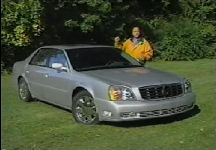 IMCDb.org: 2000 Cadillac DeVille DTS in