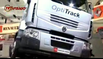 2010 Renault Premium Lander OptiTrack