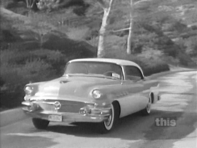 1956 buick roadmaster riviera four door hardtop for 1955 buick roadmaster 4 door