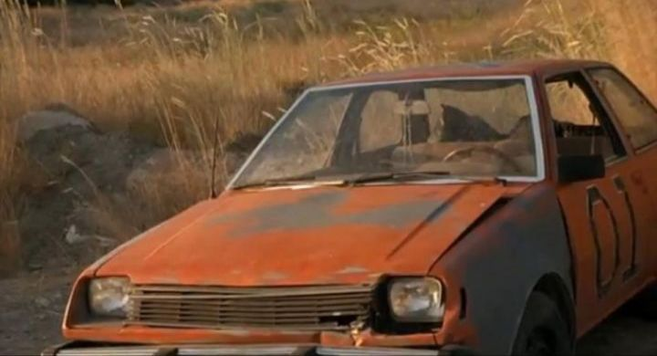 "IMCDb.org: 1979 Dodge Colt in ""The Crow: Wicked Prayer, 2005"""