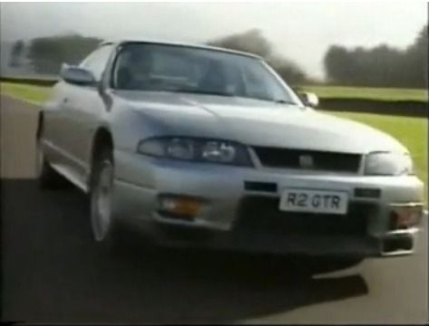 Imcdb Nissan Skyline Gt R R33 In Top Gear 1978 2001