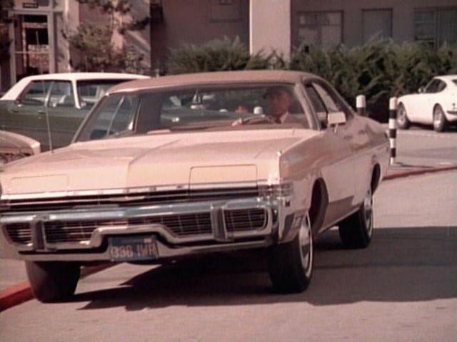 IMCDb org: 1973 Dodge Monaco Four Door Hardtop in
