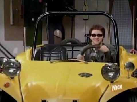 "Vw Dune Buggy >> IMCDb.org: Custom Made Dune Buggy in ""Drake & Josh, 2004-2007"""